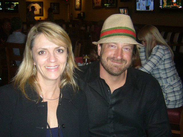 Lisa B and Frank Kern