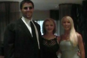 Lisa B, Tony Robbins and Sage Robbins