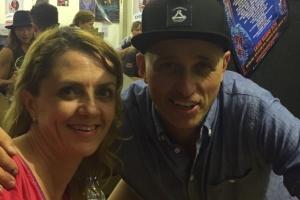 Lisa B and Diesel - Mark Lizotte